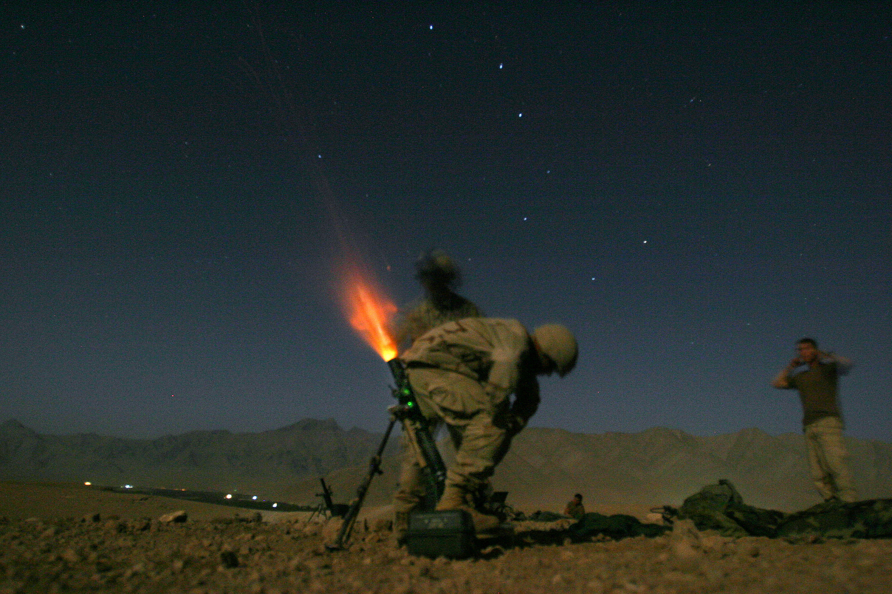 Twinkies and Mortar Rounds | A Soldiers Journey